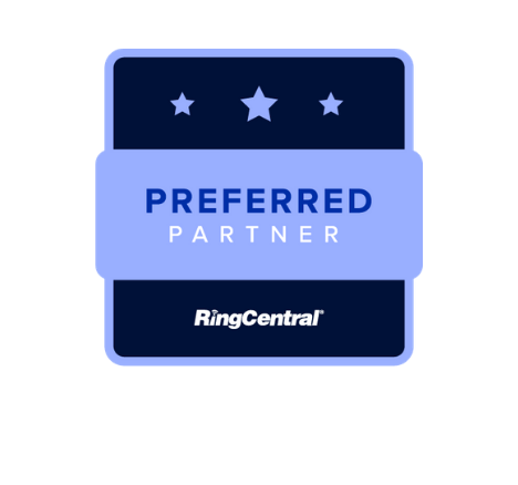 Ring Central Preferred Partner logo